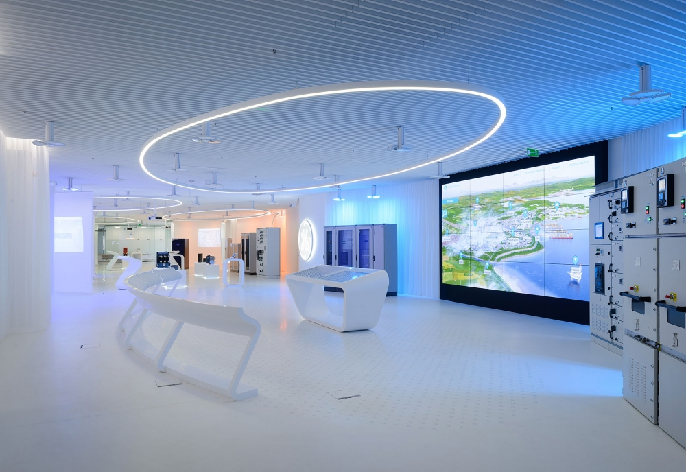 GE Customer Experience Center / Zalewski Architecture Group / fot. T. Zakrzewski
